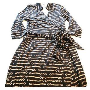 Diane von furstenburg vintage dress